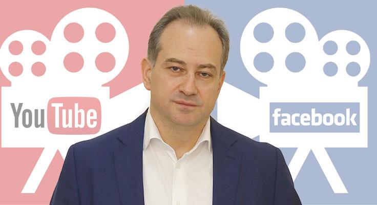 Директор по стратегии TMT Investments Герман Каплун - о потенциале Facebook