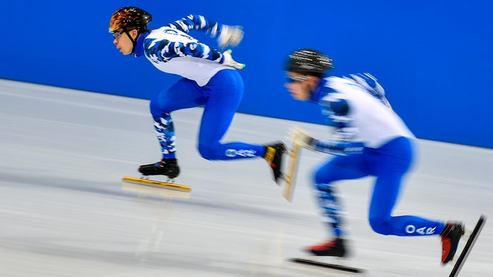 Фото Елистратов единственным из россиян вышел в полуфинал ОИ-2018