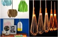 Идеи вашего дома: 18 осветительных приборов, способных украсить домашнее пространство