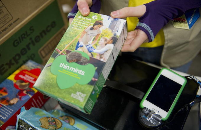 Photo of Colorado Girl Scouts Are Now Allowed to Sell Cookies Outside Weed Dispensaries