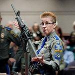 Photo of In Wake of Florida Massacre, Gun Control Advocates Look to Connecticut