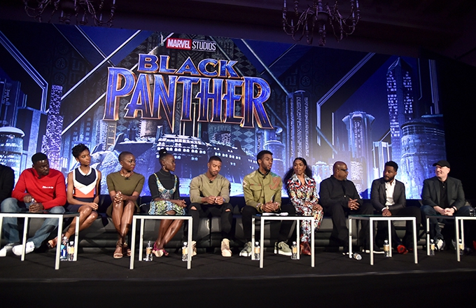 Photo of Marvel Commissioned a Kenyan Photographer for Exclusive 'Black Panther' Artwork