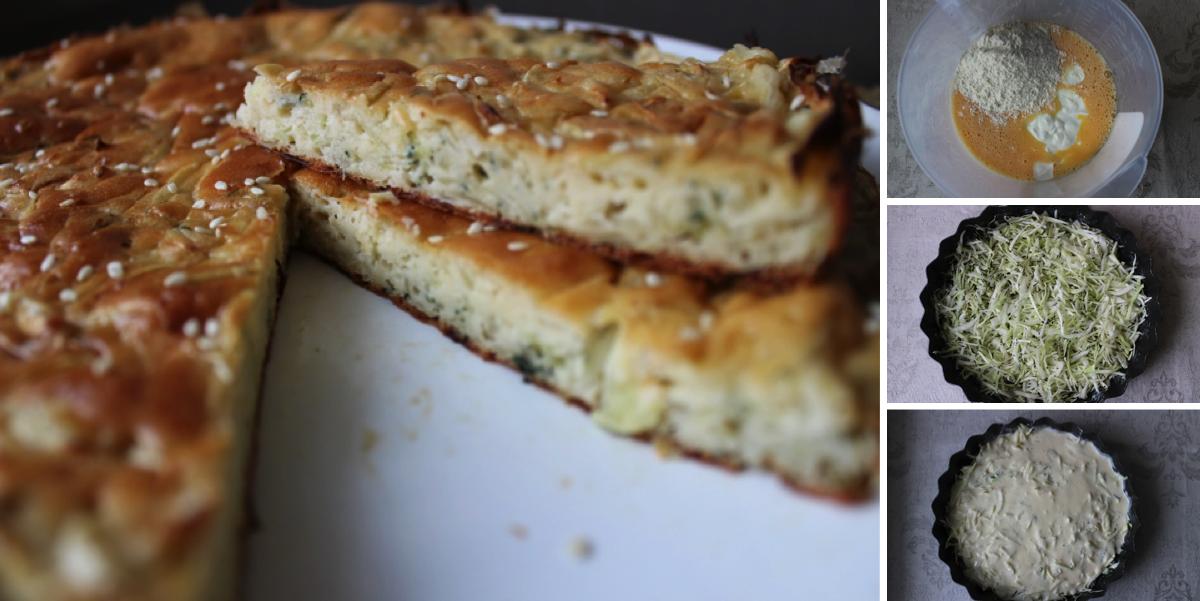 Пошаговый фото-рецепт: заливной капустный пирог