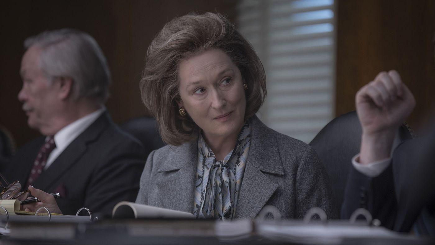 Что смотреть в кино: «Секретное досье» – новый фильм Спилберга