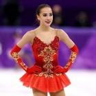 Фигуристка Алина Загитова завоевала первое золото  на Олимпиаде