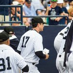 Aaron Boone's No. 17? It's Personal, Not Motivational