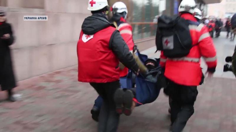Фото Неделя: годовщина расстрелов в Киеве и ожидание суда для Навального