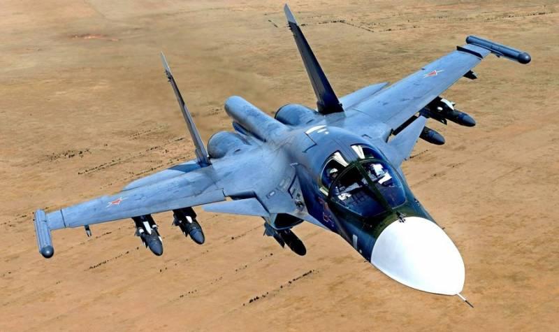 Фото Непревзойденный Су-34 станет еще опаснее