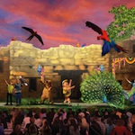 Animal Kingdom comemora 20º aniversário