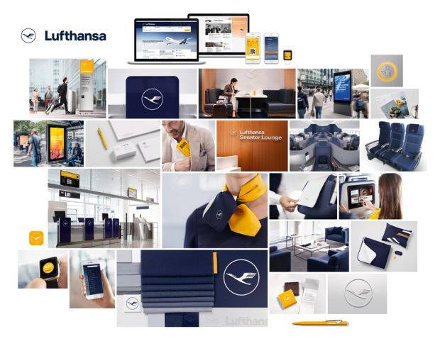 Photo of Lufthansa – rebrand