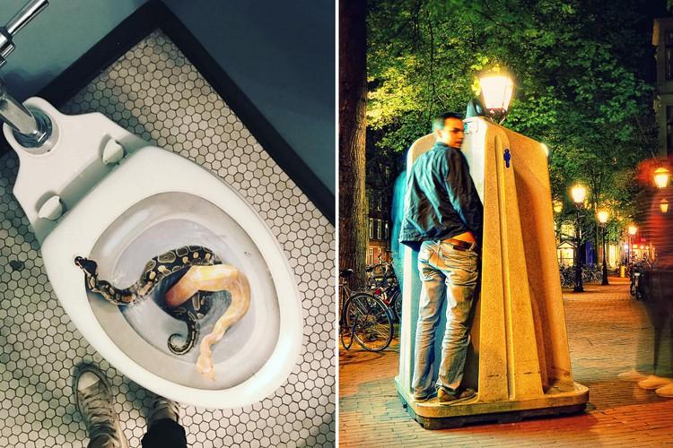 Туалеты в разных странах мира, способные потрясти