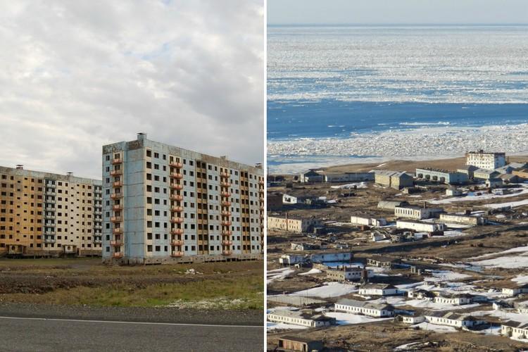 Города-призраки России, от которых мурашки по коже