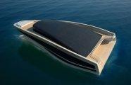 Автомобили: Шедевр на волнах: красивейшая яхта мира поражает своей роскошью