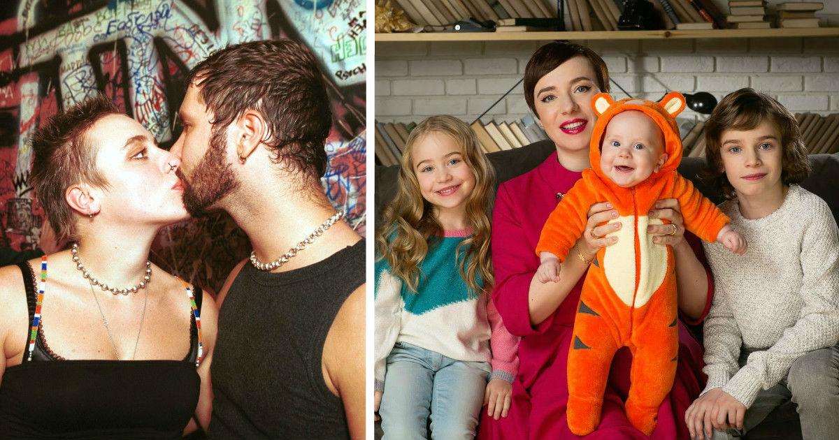 Тутта Ларсен биография личная жизнь семья муж дети фото