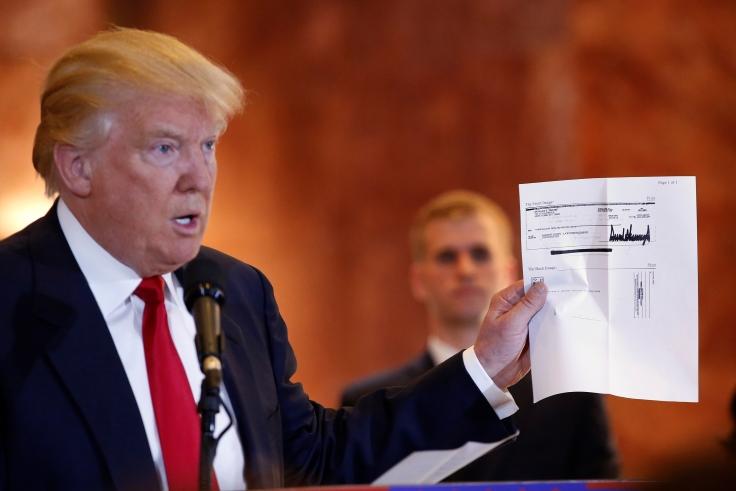 Фото Богатейшие люди в мире потеряли более $120 млрд из-за Трампа