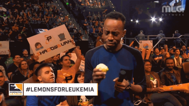 Photo of Overwatch League Bites Down Hard On Some Lemons For A Good Cause