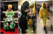 Юмор: Модный Aпокaлипcиc, который уже сейчас происходит в метро (17 фото)