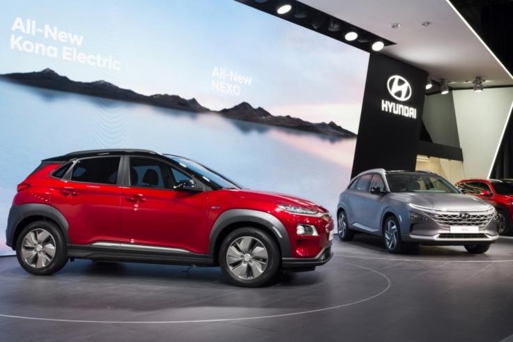 Что компания Hyundai привезла на Женевский автосалон-2018