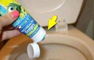 Лайфхак: Зачем люди прячут тюбик зубной пасты в бачок унитаза, и Почему не помешает сделать так же