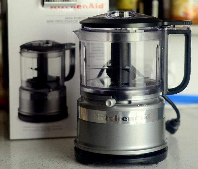 Photo of KitchenAid 3.5 Cup Mini Food Processor, reviewed