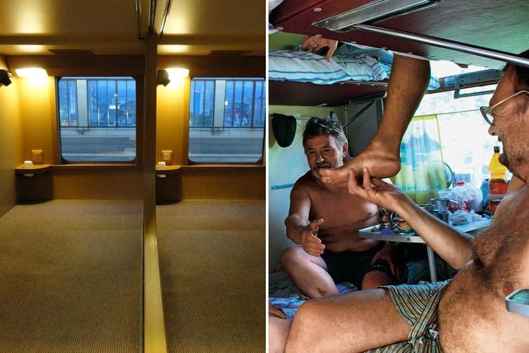 Фото Радости плацкарта: как выглядят спальные вагоны в разных странах