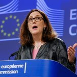 Photo of E.U. Pledges to Fight Back on Trump Tariffs as Trade War Looms