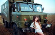 Автомобили: 7 суперпроходимых иностранных грузовиков, которые ничем не хуже отечественного ГАЗ-66