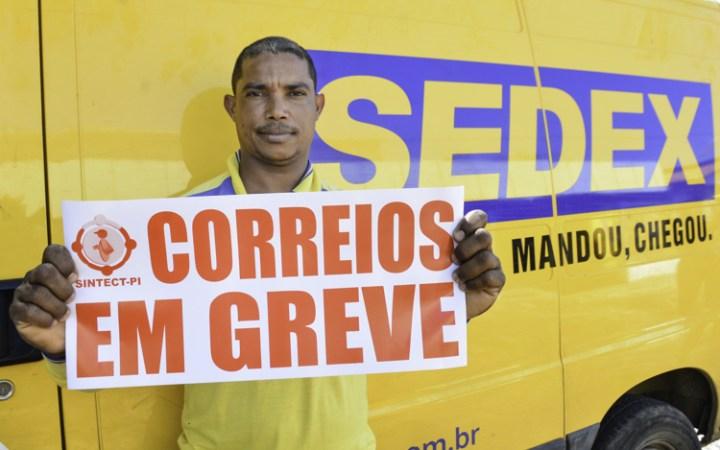 Photo of Correios entram em greve por tempo indeterminado