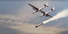 Видеофакт: как самый большой в мире самолет будет запускать ракеты (видео)