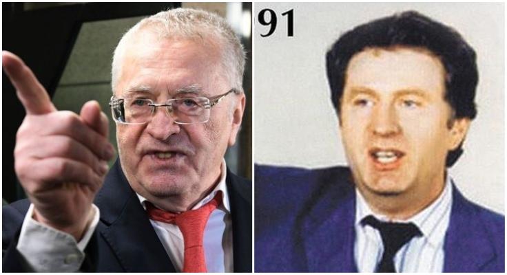 Тогда и сейчас: как изменились кандидаты в президенты за 18 лет (21 ФОТО)