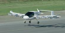Фото Сооснователь Google показал свое воздушное такси