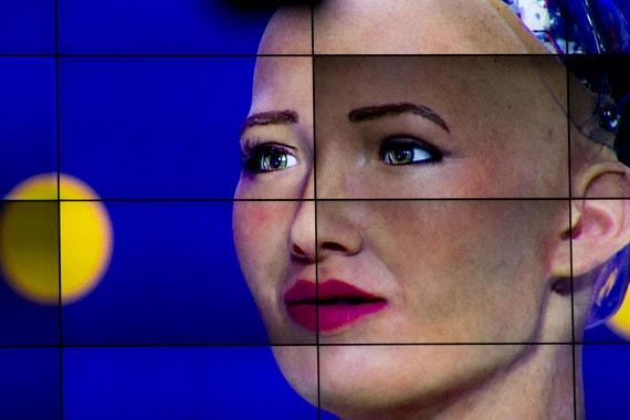 Фото Чем питается  искусственный интеллект