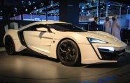 Автомобили: 5 люксовых арабских автомобилей, которые обычный человек увидит разве что во сне