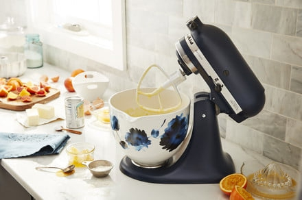 Photo of KitchenAid dresses up your kitchen with new patterns and colors