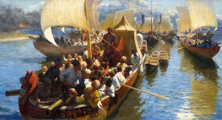 Сожгли столицы Швеции и Орды. Кого и как грабили русские пираты