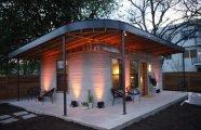 Архитектура: Суперкомпактный дом, созданный при помощи 3D-печати за считанные часы