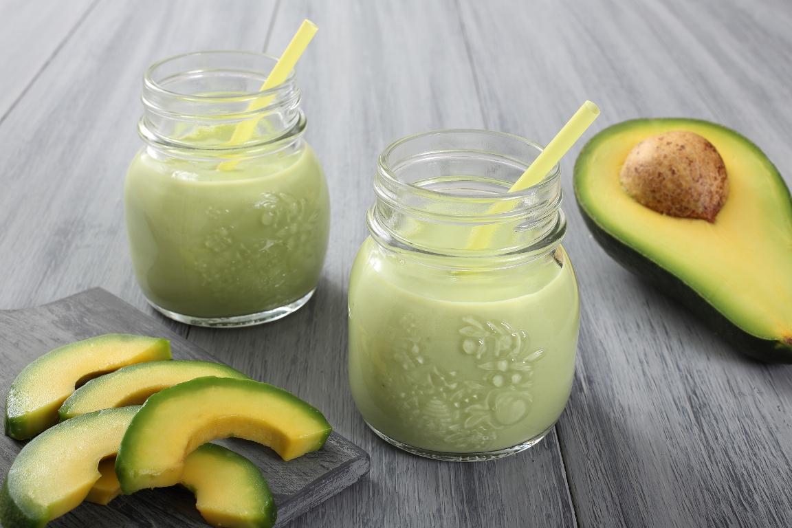 Вкусный и полезный смузи из авокадо