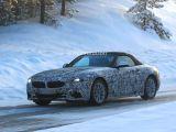 Серийную версию BMW Z4 приберегут для Парижского автосалона
