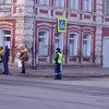 В день выборов президента в Красноярске перекроют центральные улицы