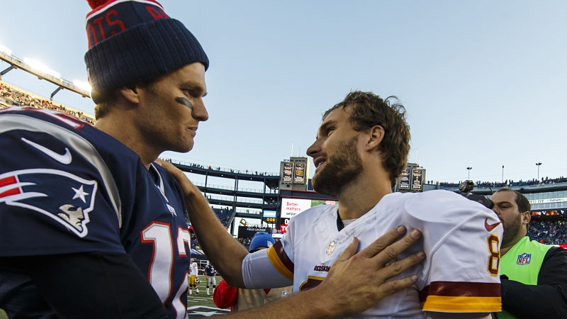 Photo of Here's How Tom Brady Impacted Kirk Cousins' Meeting With Vikings