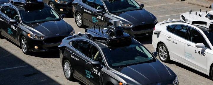 Фото Роботы атакуют: в США беспилотный автомобиль Uber насмерть сбил пешехода