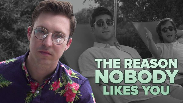 Photo of The Reason Nobody Likes You
