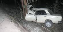 """Фото """"Бесправник"""" попал в аварию вместе с девушкой, которую подвозил домой. Оба пострадали (видео)"""