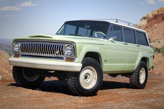 Photo of These 7 Jeep Safari concepts span Retro to Baja beast
