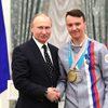 В Красноярск вернулся награжденный президентом Владимиром Путиным паралимпиец Алексей Бугаев