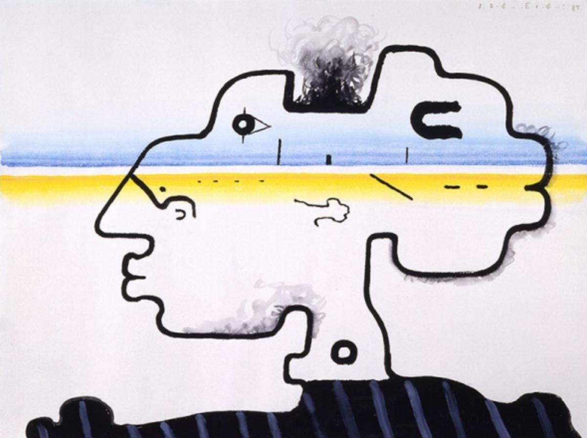 Выставка «Владимир Янкилевский. Непостижимость бытия» в ММОМА