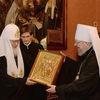Патриарх Кирилл подарил икону храму в Красноярском крае