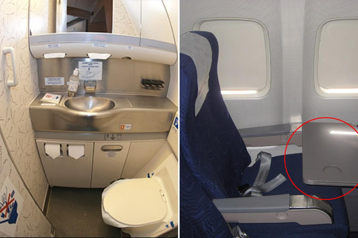 Правила, которые нужно соблюдать в самолете для сохранения здоровья