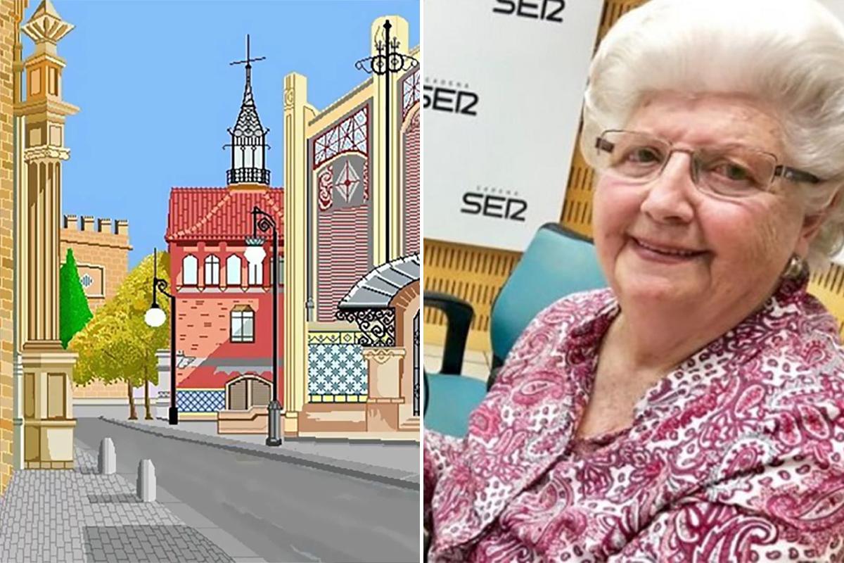 87-летняя бабушка создает настоящие шедевры в обычном Paint