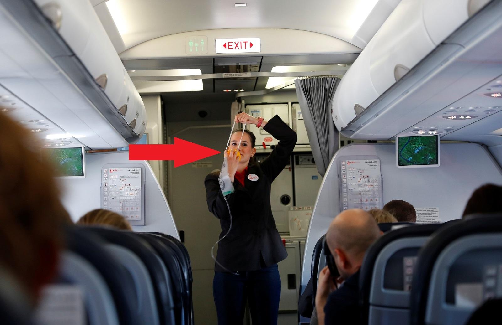 У вас есть 12 минут. Наивные вопросы о безопасности в самолетах